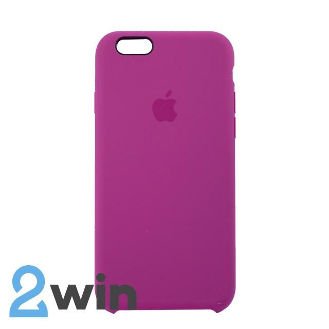 Чехол Silicone Case iPhone 6/6s Copy Dragon Fruit (54)