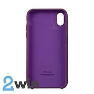 Чехол Silicone Case iPhone XR Copy Violet (52), фото 2