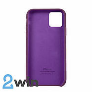 Чехол Silicone Case iPhone 11 Copy Violet (52), фото 2