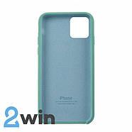 Чехол Silicone Case iPhone 11 Copy Spearmint Green (50), фото 2