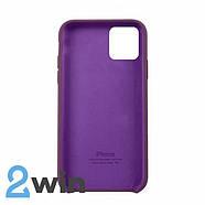 Чехол Silicone Case iPhone 11 Pro Copy Violet (52), фото 2