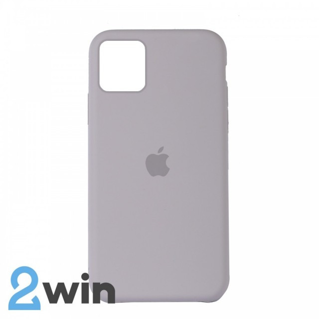 Чохол Silicone Case iPhone Copy 11 Pro French Grey (43)