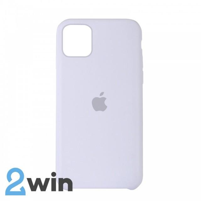 Чехол Silicone Case iPhone 11 Pro Copy White (9)