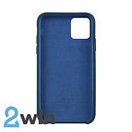 Чехол Silicone Case iPhone 11 Pro Max Copy Dark Green (49), фото 2