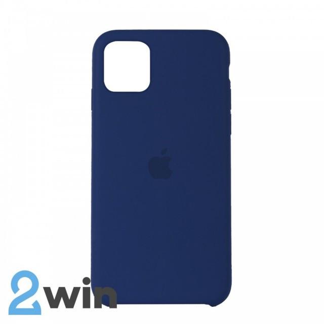 Чохол Silicone Case iPhone 11 Pro Max Copy Cobalt Blue (20)