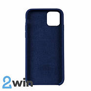 Чохол Silicone Case iPhone 11 Pro Max Copy Cobalt Blue (20), фото 2