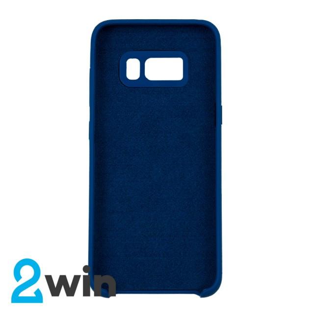 Чохол Silicone Case Original Samsung S8 Морська хвиля