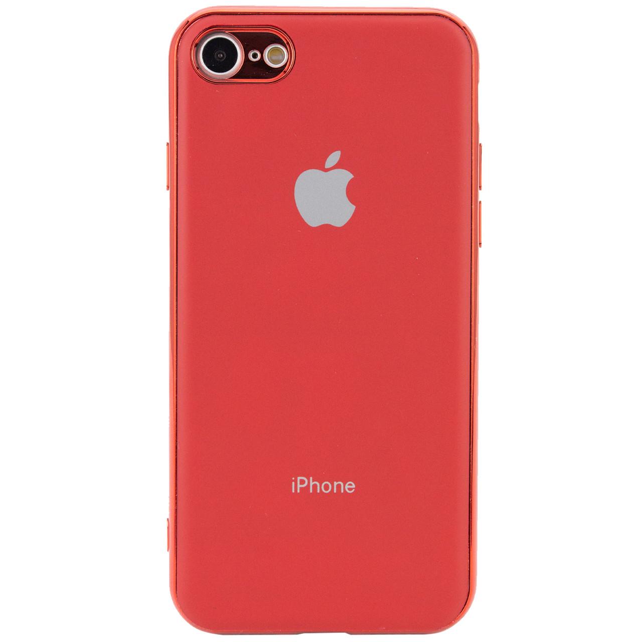 "TPU чехол Matte LOGO для Apple iPhone 7 / 8 (4.7"")"