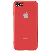 "TPU чехол Matte LOGO для Apple iPhone 7 / 8 (4.7""), фото 1"