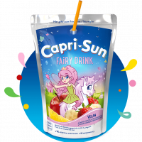 Capri Sun Fairy Drink 200ml