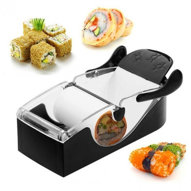 Машинка форма для приготовления суши и роллов Perfect Roll Sushi Макер