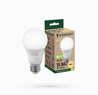Стандарт Лампа светодиодная ENERLIGHT A65 15Вт 3000K E27 Ш.К. 4823093504059