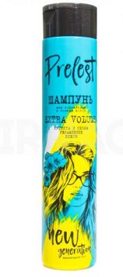 """Прелесть New Generation - шампунь для волос """"EXTRA VOLUME"""" """"Густые и объемные"""" 280 мл"""