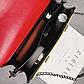 Модная женская замшевая сумка разноцветная код 3-449, фото 4