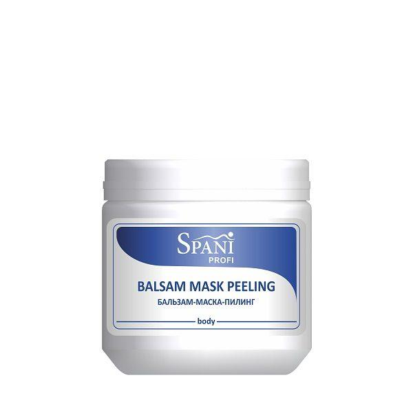 Бальзам-маска-пилинг для тела (реабилитация, антисртесс), 500 мл