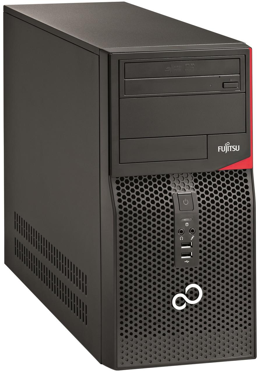 Системный блок Fujitsu ESPRIMO P420-mini tоwer-Intel Pentium-G3250-3.2GHz-4Gb-DDR3-HDD-500Gb-DVD-R-