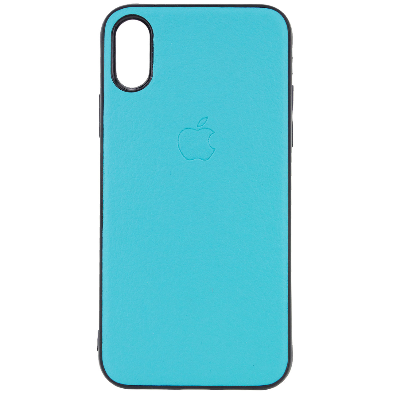 """Кожаная накладка Epic Vivi Logo series для Apple iPhone XR (6.1"""")"""