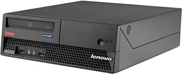 Системний блок Lenovo ThinkCentre M57p SFF-C2D-E6550-2.33GHz-2Gb-DDR2-HDD-160Gb-DVD-R- Б/В