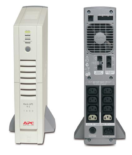 ИБП APC Back-UPS 1000 (BR1100-RS) (без батареи)- Б/У