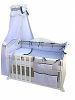 Детская постель Twins Premium P-024 Starlet (8 элементов) + БЕСПЛАТНАЯ ДОСТАВКА