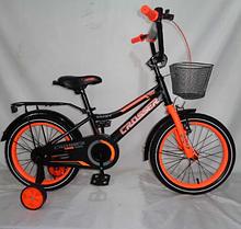 Детский двухколесный велосипед  Crosser Rocky 13 оранжевый 18 дюймов