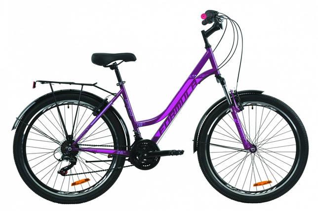 """Велосипед 26"""" Formula OMEGA 2020 (перламутровий сиреневый с малиновым), фото 2"""