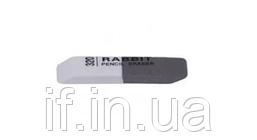 Гумка біло-сіра 80шт/уп, ST00019