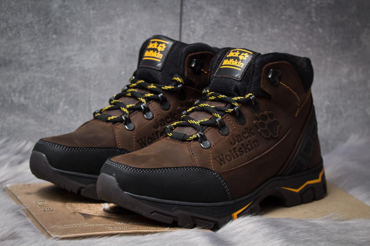 Зимние мужские ботинки 30943, Jack Wolfskin, коричневые ( нет в наличии  )