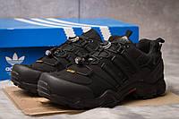 Кроссовки мужские 15191, Adidas Terrex Swift, черные ( нет в наличии  ), фото 1