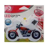 """Ночная лампа (ночник) """"Мотоцикл"""" (13657)"""