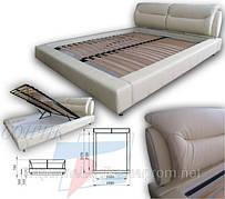 Кровать  Турин (с подъём. механизмом)