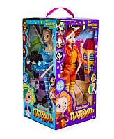 "Подарочный набор кукол ""Сказочный Патруль"" 4 куклы 30 см (Варя, Маша, Алёнка, Снежка)"