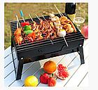 Складной гриль барбекю портативный гриль BBQ Grill Portable, фото 4
