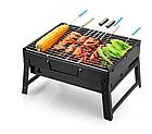 Складной гриль барбекю портативный гриль BBQ Grill Portable, фото 6