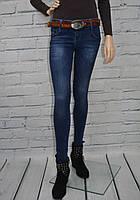 Узкие джинсы женские EllDenim