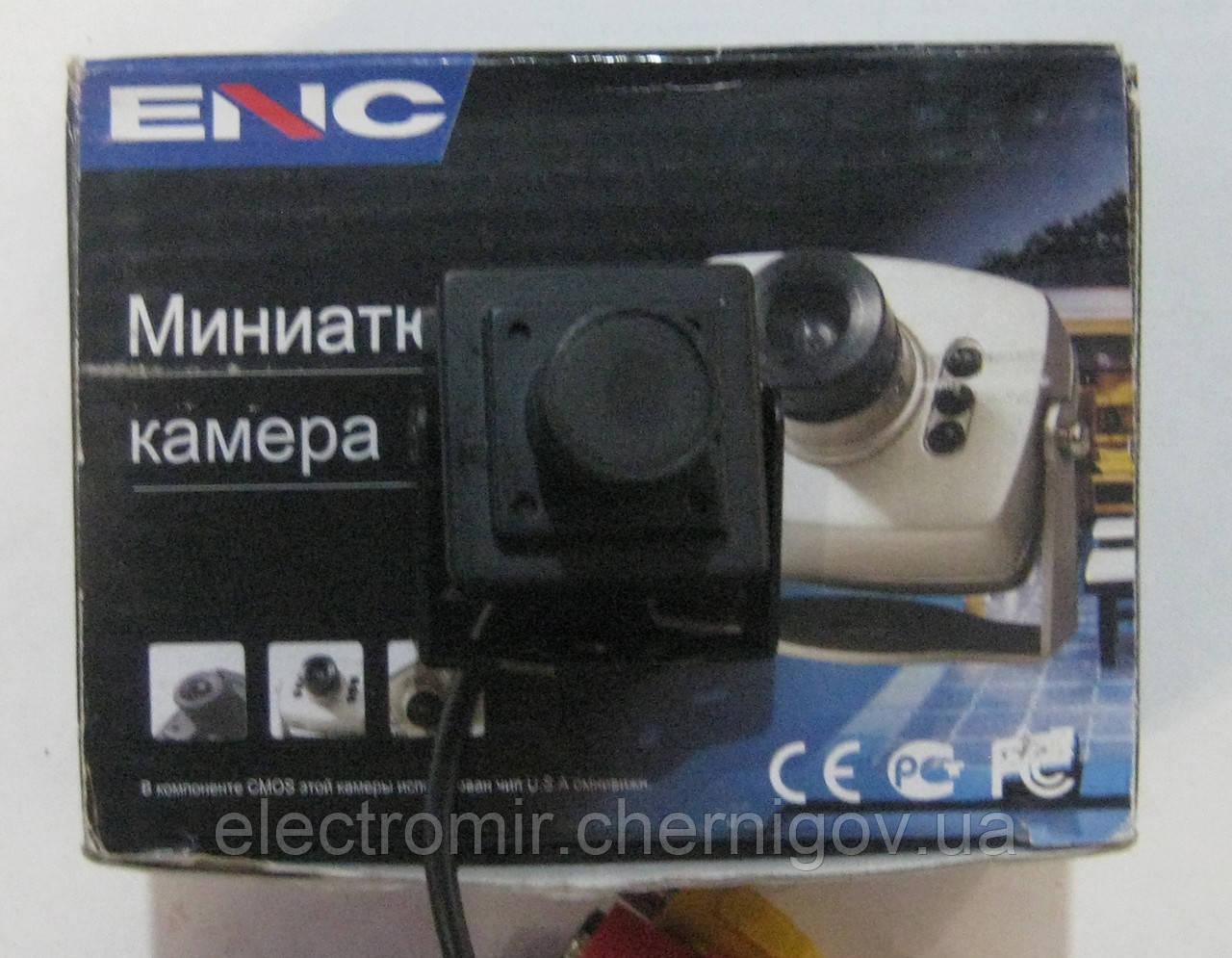 Миниатюрная камера видеонаблюдения ENC EC-309