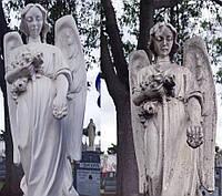 Реставрация памятника из природного камня