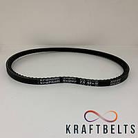 Ремень клиновой зубчатый XPZ-630 SUPER TX KraftBelt