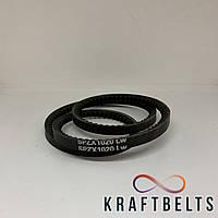 Ремень клиновой зубчатый XPZ-1020 TX KraftBelt