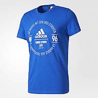 Оригинальная мужская футболка Adidas Logo Tee, M