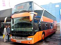 Автобусные билеты из Луганска в Россию, Украину, в страны Европы.