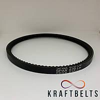 Ремень клиновой зубчатый XPA-670 TX KraftBelt