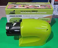 Универсальная электрическая точилка для ножей и ножниц Sharpener, фото 1