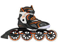 Роликовые коньки Nils Extreme NA1060S Size 39 Black/Orange