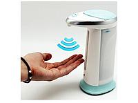 Сенсорный дозатор мыльница для жидкого мыла Soap Magic 380 мл