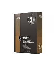 Краска-система маскировки седины American 5-6) Medium Ash, 3*40мл