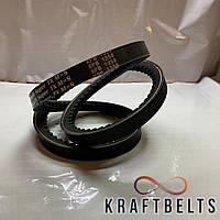 Ремень клиновой зубчатый XPB-1350 SUPER TX KraftBelt