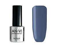 Гель-лак для ногтей ANVI Professional №174 Blue nebula 9 мл