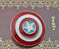 "Значок ""Щит"" Капитана Америка"