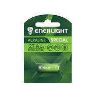 Батарейка ENERLIGHT Special Alkaline 27 A BLI 1